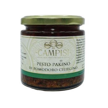 Campisi - Pesto pakino di pomodoro Ciliegino 220g