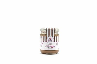 SOFI - Crema Gianduia - lieskové oriešky 30%  90g