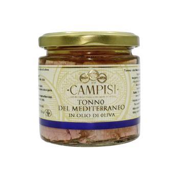Campisi - Tuniak v olivovom oleji 220g