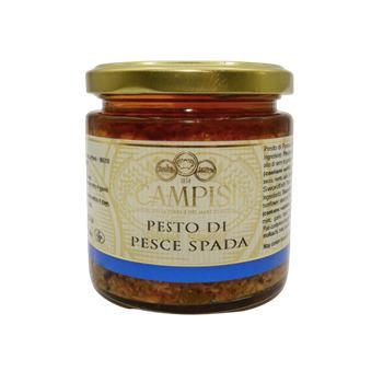 Campisi - Nátierka z mečúňa v olivovom oleji 220g