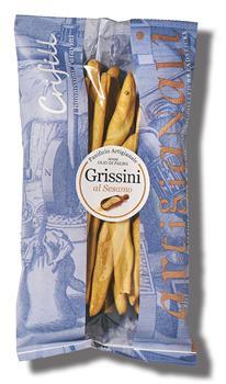 Grissini Al Sezamo